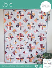 Load image into Gallery viewer, Jolie PDF quilt pattern