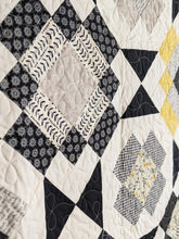 "Load image into Gallery viewer, ""Buttercup"" quilt"