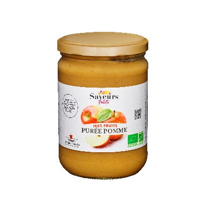 PUREE POMME FRANCE 560G