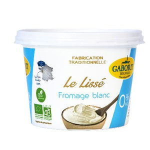 FROMAGE BLANC LISSE 0%MG 500G