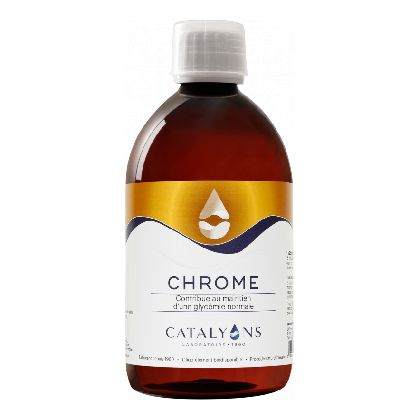 CHROME IONISE 500ML