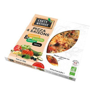 PIZZA 4 SAISONS 400G