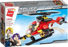 Load image into Gallery viewer, Battle Force Flying Squard Building Blocks for Kids 6 to 12 Years (111 pcs ) 1902 (Multicolor)
