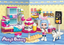 Load image into Gallery viewer, Abby's Bakery Building Set Toys for Girls 6+ (126 Pieces) (Multicolor)