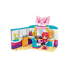 Load image into Gallery viewer, Magic Dressing Room Toy for Girls 6-12 and Up (104 Pieces) (Multicolor)