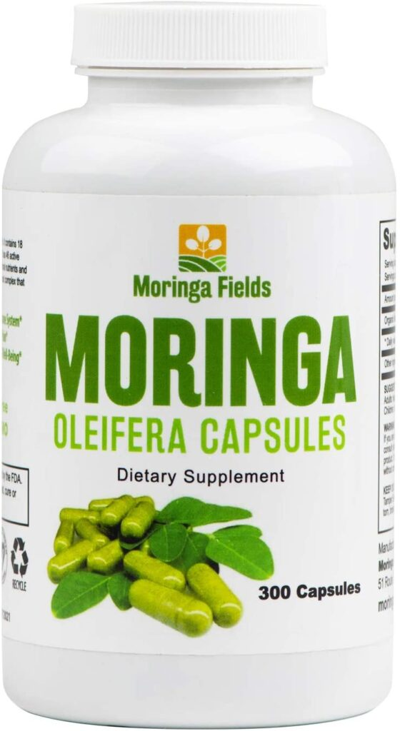 Moringa Fields Product