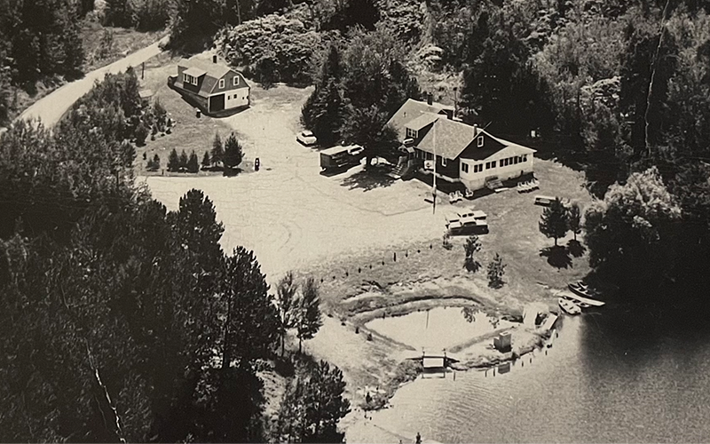 The Northwoods Home & Lake Where It All Started