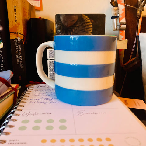 Flo&seb planner used by Lucy Joy at the joy filled cup