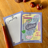 Gratitude - a different look at gratitude journaling