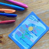 journaling with the joy filled cup by LucyJoy - planning for joy
