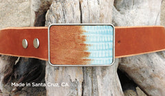 Leather Belt Buckles