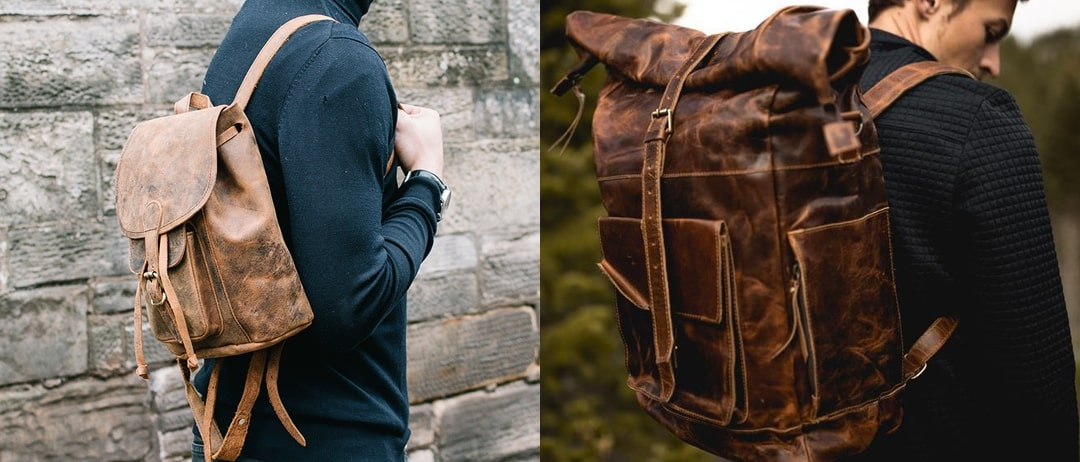 taille sac a dos homme