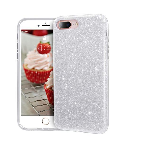 iPhone 7/8 Plus Sparkle Glitter TPU Case