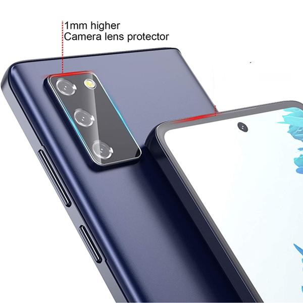 Samsung S20 FE Camera Lens Tempered Glass