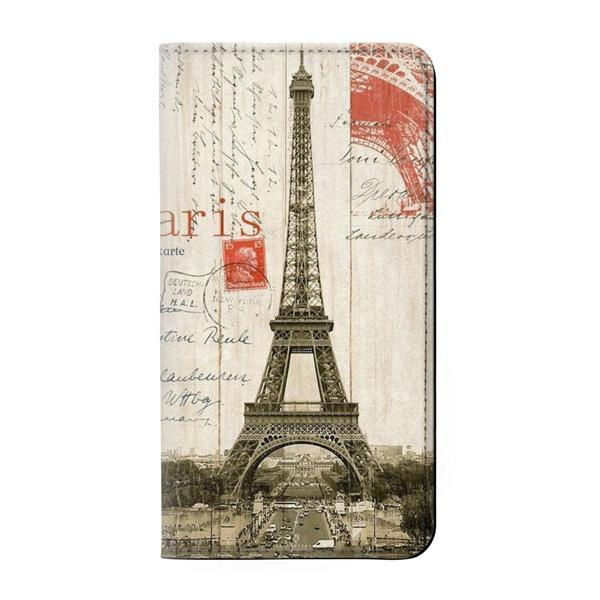 iPhone 6 Plus Eiffel Tower Book wallet