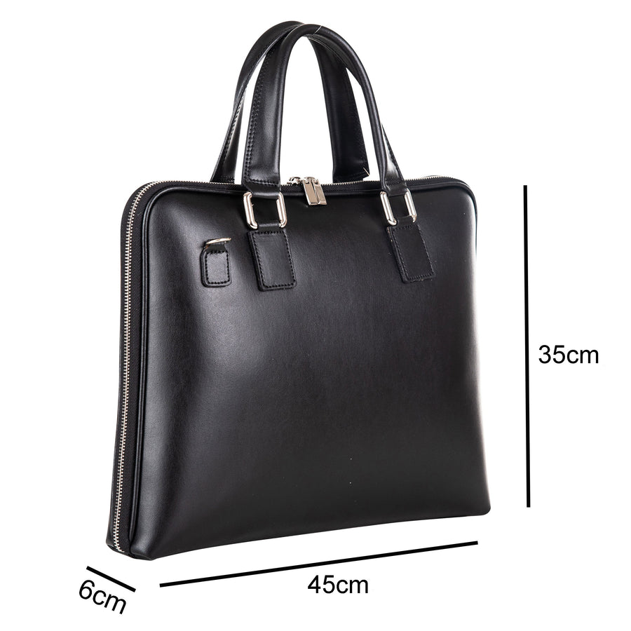 MAYMAX LAPTOP BAG 15 INCH BLACK