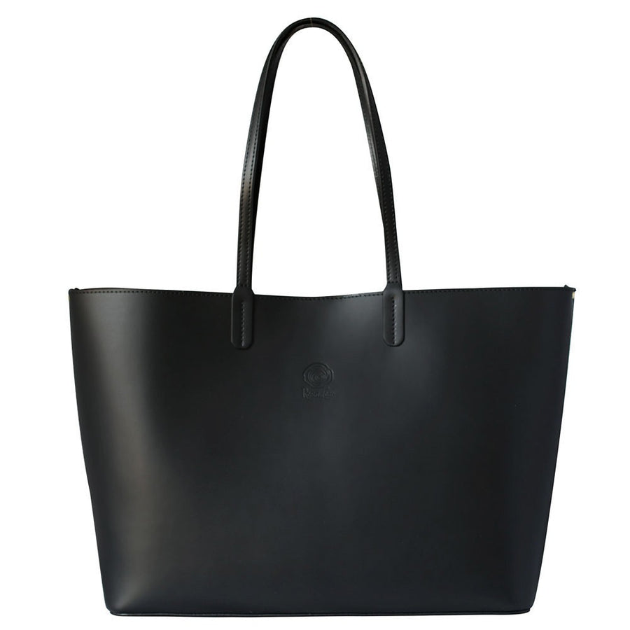 SHOPPER RUGA BLACK