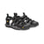 Keen Clearwater CNX (Men) - Black/Gargoyle