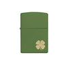 Zippo 228 SHAMROCK Refillable Windproof Lighter - 21032