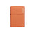 ZIPPO 231ZL ORANGE MATTE WITH ZIPPO LOGO - Windproof Lighter
