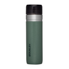 STANLEY® Go Series Vacuum Bottle With Flow Direct 24oz - Hammertone Green