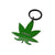 Munkees Stainless Bottle Opener – Cannabis Leaf