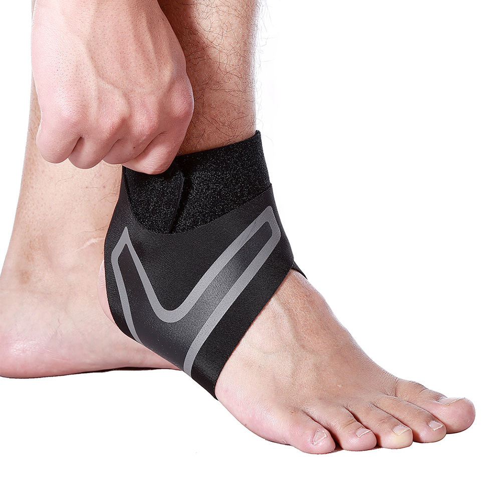 Adjustable Elastic Ankle Support Guard Sport