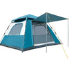 Hewolf Auto 4 Person Tent Teal