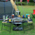 Camp Leader Portable and Multiple Function BBQ Table