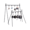 Camp Leader Outdoor Stove And Camping Rack