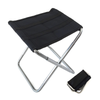 Camp Leader Silver Ultra-light Foldable Stool