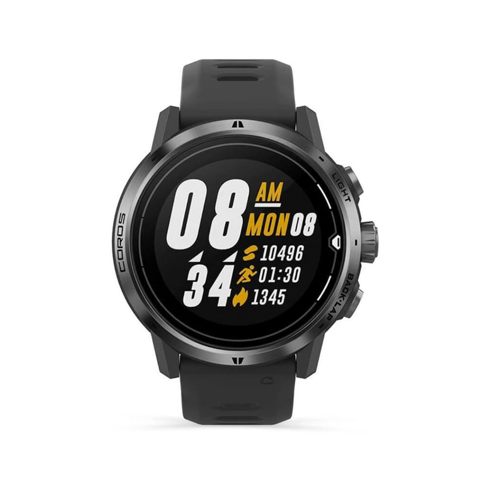 COROS APEX PRO Multisport GPS Watch - Black