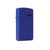 ZIPPO 1630ZL SLIM ROYAL BLUE MATTE WITH ZIPPO LOGO - Refillable Windproof Lighter