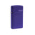ZIPPO 1637ZL SLIM PURPLE MATTE WITH ZIPPO LOGO - Refillable Windproof Lighter
