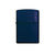 ZIPPO 239ZL NAVY MATTE WITH ZIPPO LOGO - Refillable Windproof Lighter