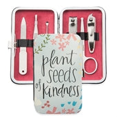 Plant Seeds Of Kindness Manicure Set