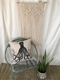 Medium Rope Macrame Wall Decor