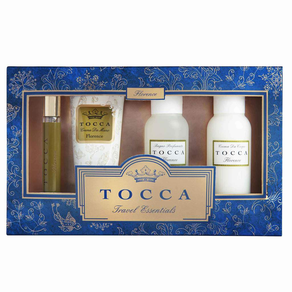 Florence Travel Essentials Gift Set