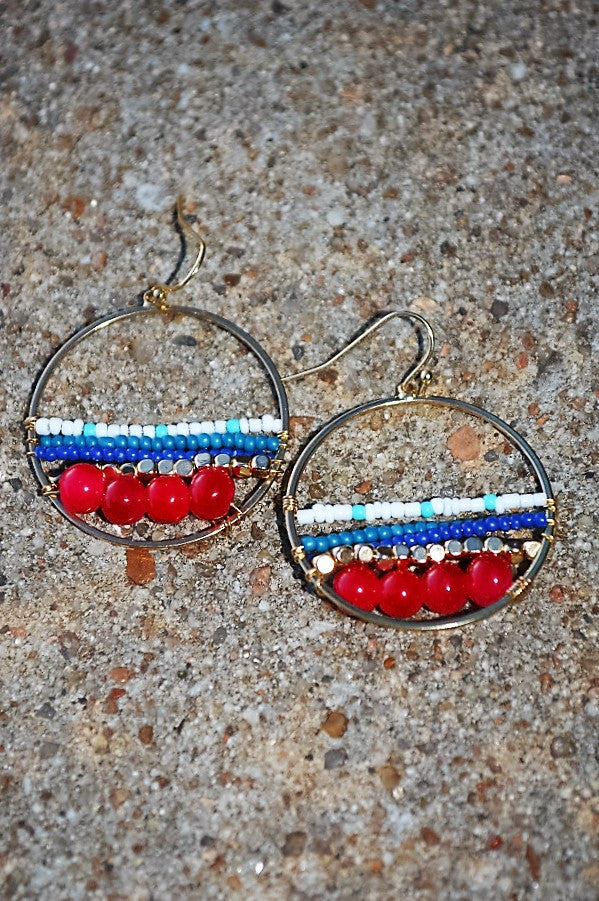 I Bead you Can Earring
