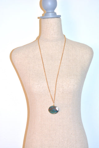 Taos Stone Necklace