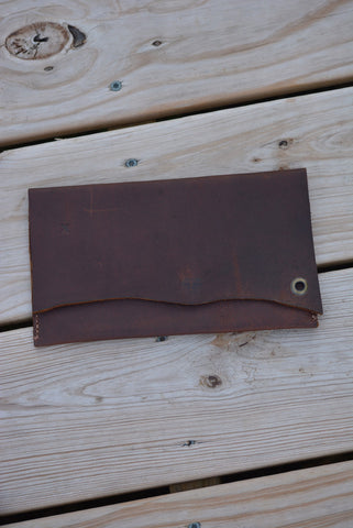 Xander Branded Carry-All Brown