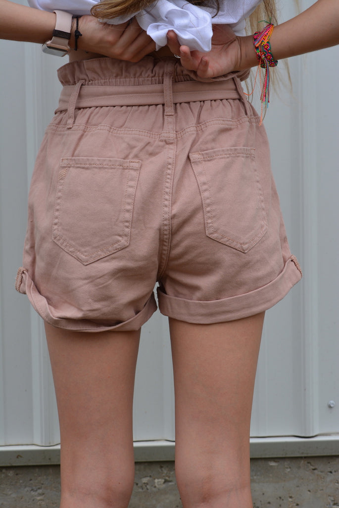 The Lulu High Waisted Shorts