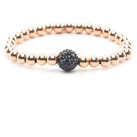 Ireland Rose Gold / Black