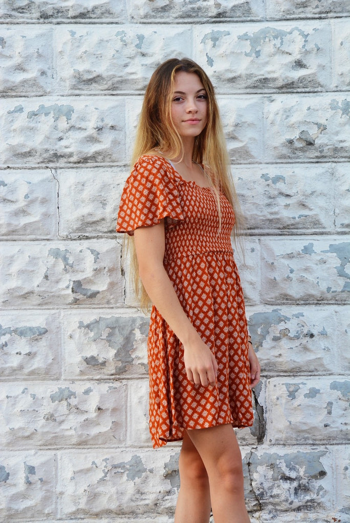 The Ember Dress