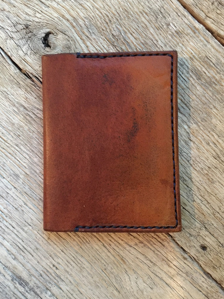 Xander: Frontier Wallet - Brown