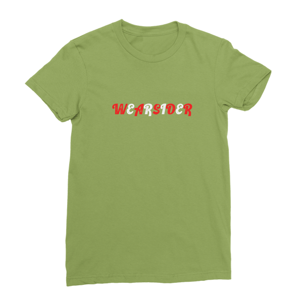 WEARSIDER RETRO Classic Women's T-Shirt