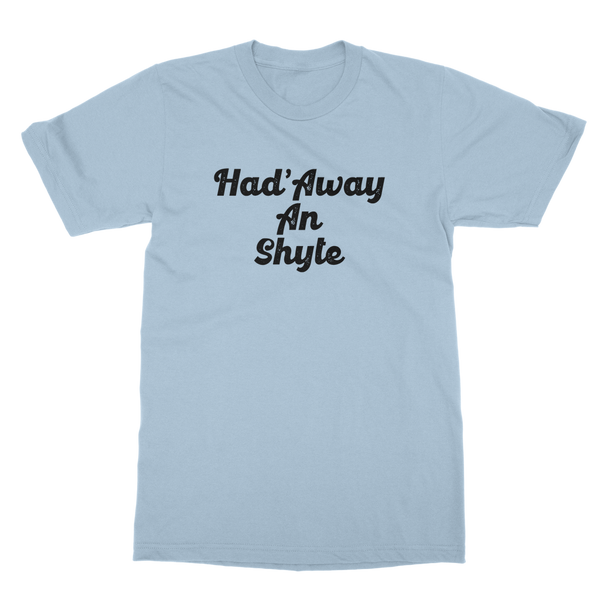 Had'Away Classic Adult T-Shirt