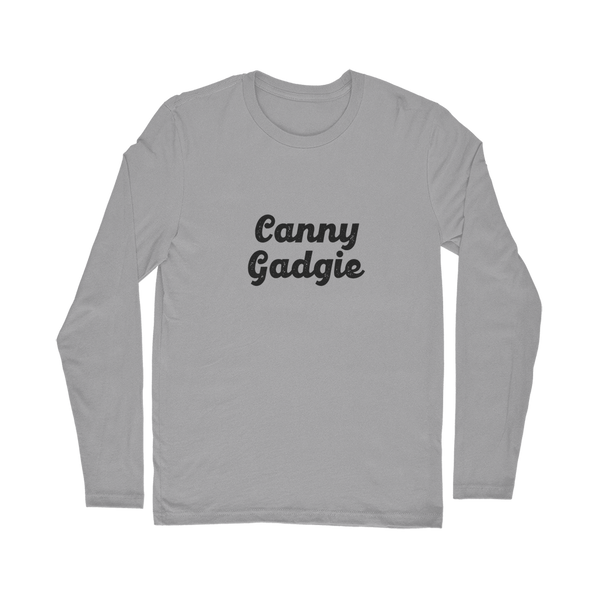 Canny Gadgie Classic Long Sleeve T-Shirt