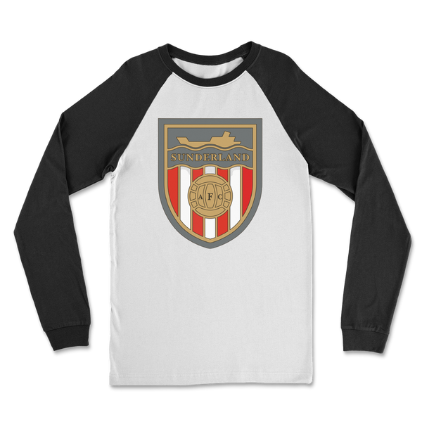 Auld Skool Classic Raglan Long Sleeve Shirt