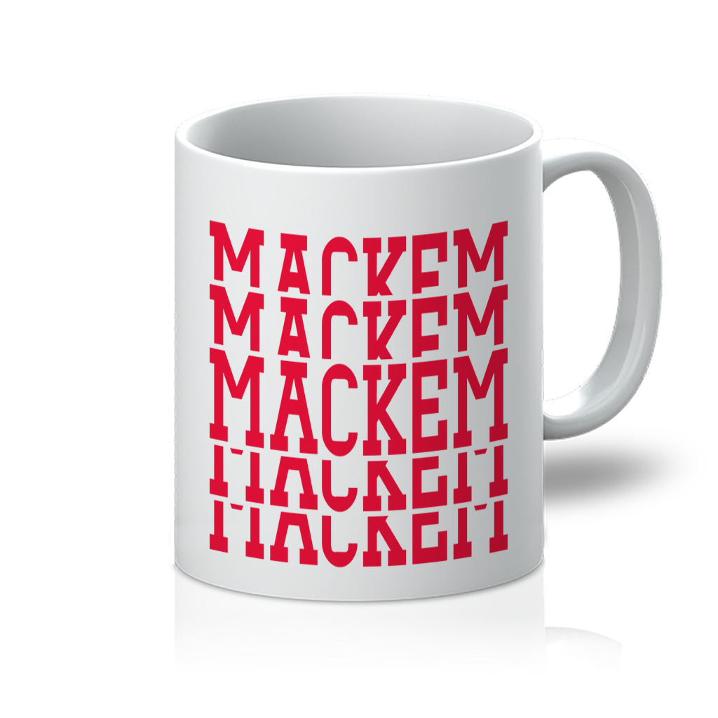 Mackem Tier 11oz Mug